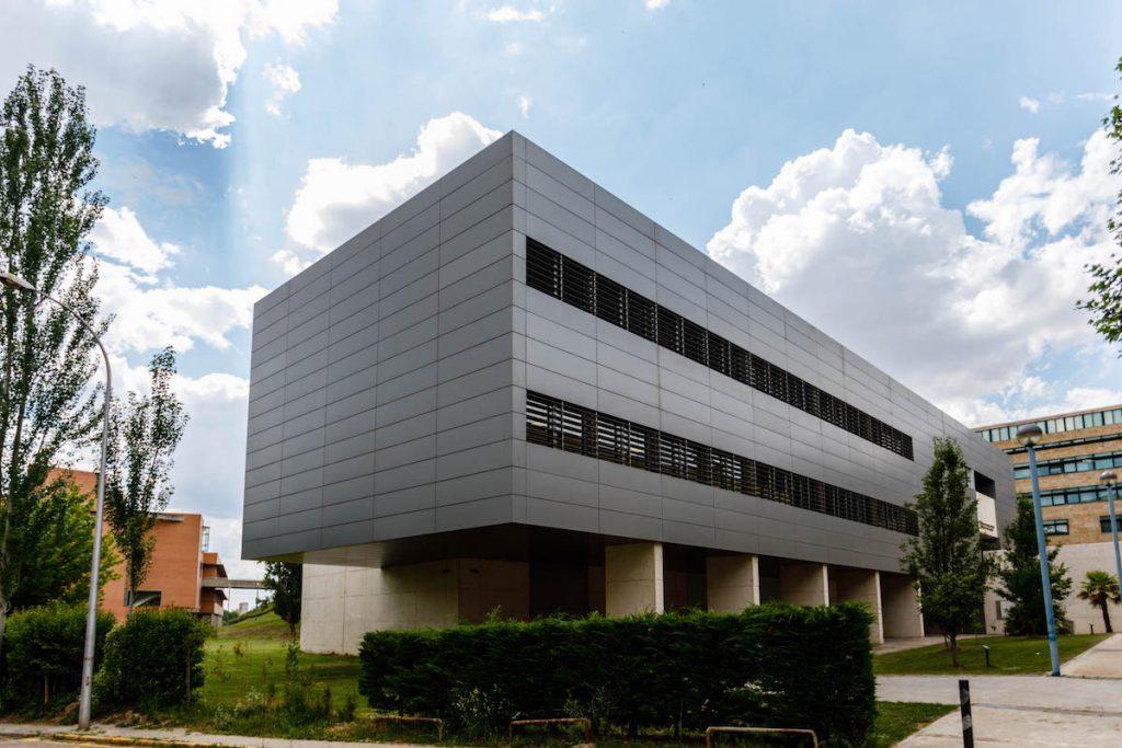 Animalario del Hospital clínico universitario de Salamanca