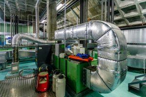 Sistema de climatización en interior de industria 06