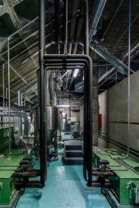 Sistema de climatización en interior de industria 08
