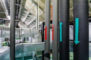 Sistema de climatización en interior de industria 09