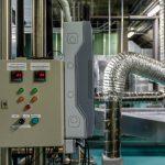 Sistema de climatización en interior de industria 11