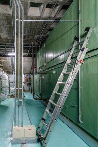Sistema de climatización en interior de industria 12
