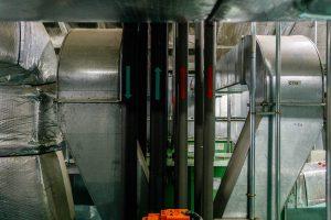 Sistema de climatización en interior de industria 14