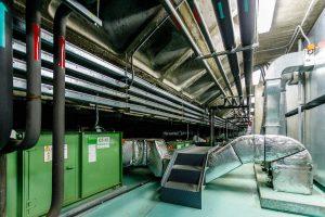 Sistema de climatización en interior de industria 15