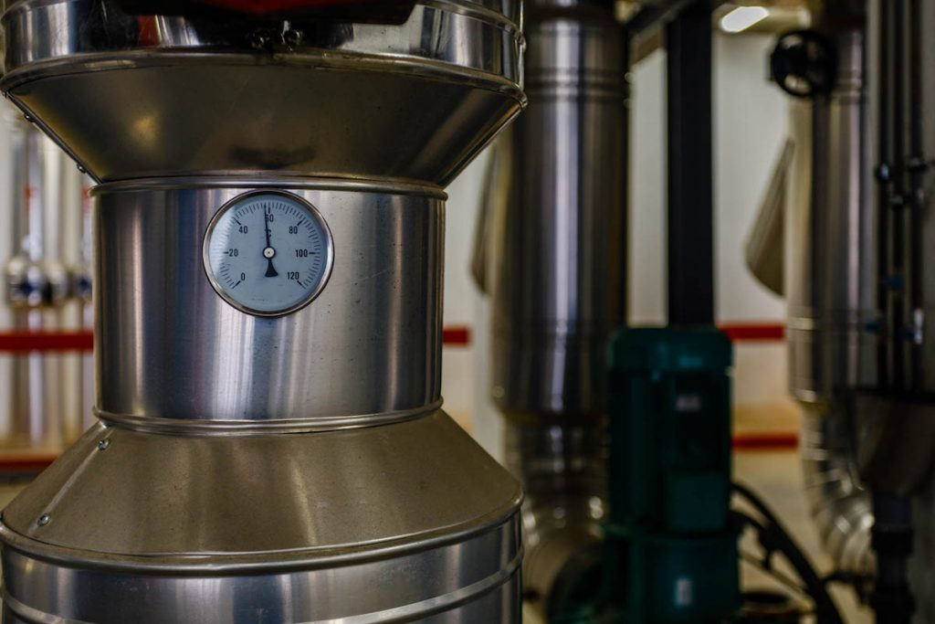 Sistema de climatización en interior de industria 17