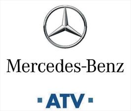 Logo ATV concesionario Mercedes Salamanca
