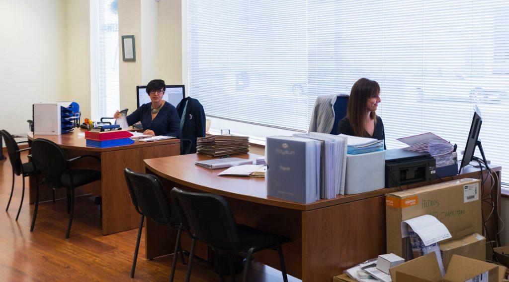 Foto de la oficina de Interclima 02
