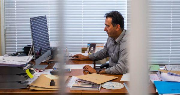 Jorge L. Flores, responsable de INCLISAL y experto técnico