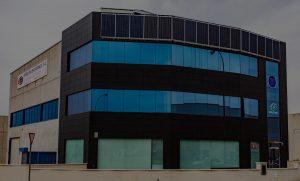 Exterior edificio de Interclima