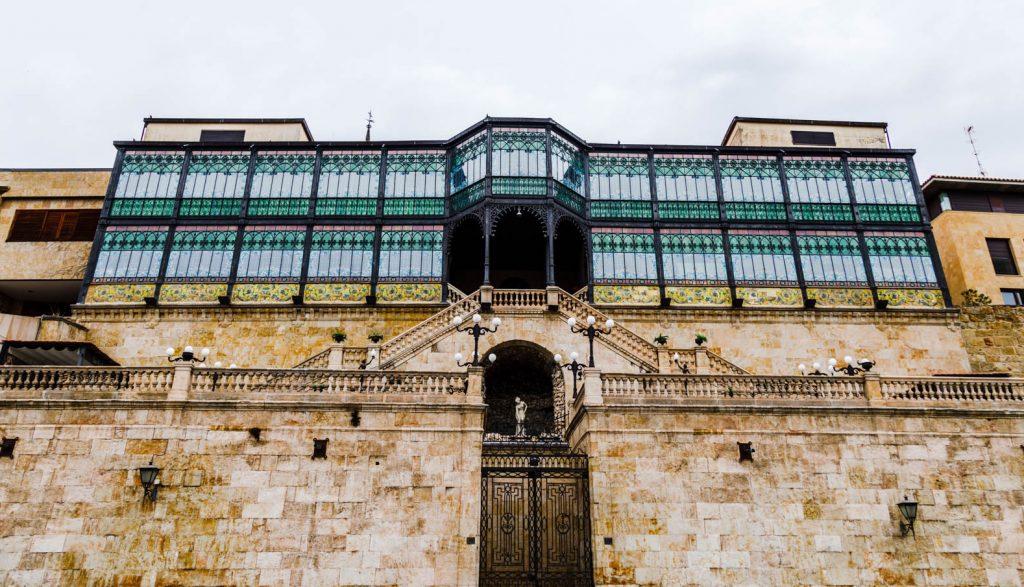 Museo Casa Lis de día