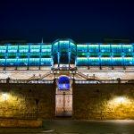 Museo Casa Lis de noche