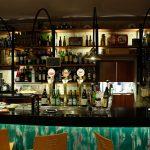 Bar del restaurante Oro Viejo de Salamanca