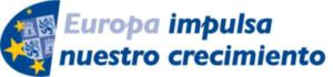 Logotipo Europa impulsa nuestro crecimiento
