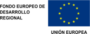 Logotipo FEDER Unión Europea