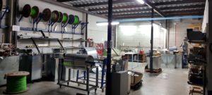 Foto interior de talleres de Interclima