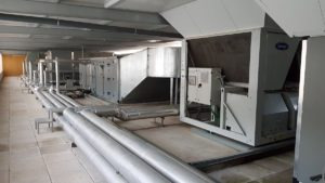 Sistemas de climatización y canalizaciones profesionales para empresas 08