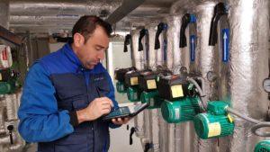 Mantenimiento de sistemas de climatización profesionales para empresas