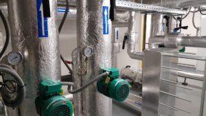 Sistemas de climatización profesionales para empresas y canalización 10