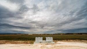 Climatización y paisaje de campo