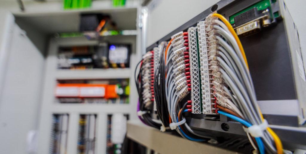 Conexiones de sistema telegestionado de climatización