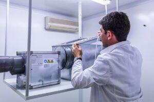 CISCO2. Manipulación de prototipos y preparación para los ensayos