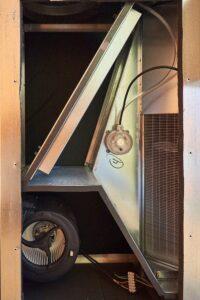 CISCO2. Detalle de filtros asociados a un recuperador de aire