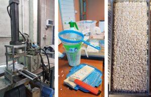 CISCO2. Tratamiento de residuo en polvo para captura de CO2